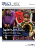 Arts education cover