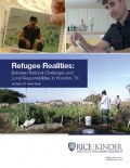 Refugee Realities Report Cover