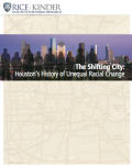 Thumbnail of Shifting City report cover