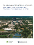 Thumbnail of Stronger Suburbs report cover