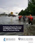 Front cover of the Disaster Funding - Part II report