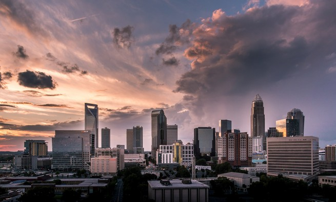 Charlotte, like many Sun Belt cities, is experiencing rapid growth and an increasingly diverse population.