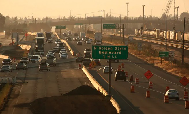 Fresno, California and the surrounding San Joaquin Valley have some of the nation's highest levels of fine particle air pollution