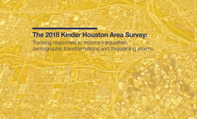 Kinder Houston Area Survey 2018