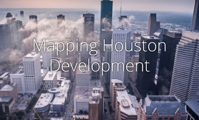 Mapping Houston Development