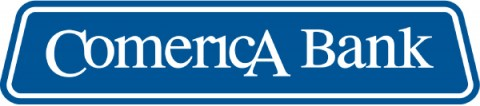 Logo for Comerica Bank