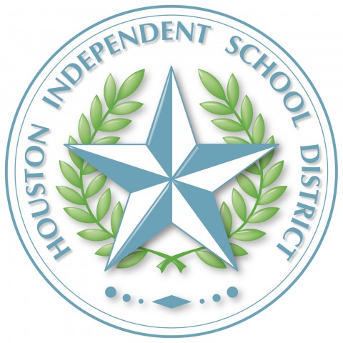Logo for Houston Independent School District