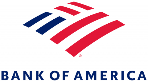 Logo for Bank of America