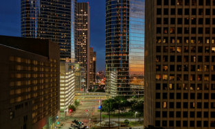 Image of downtown Houston