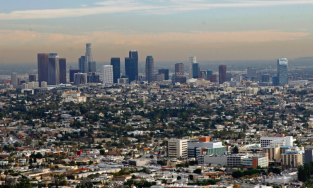 Image of downtown Los Angeles