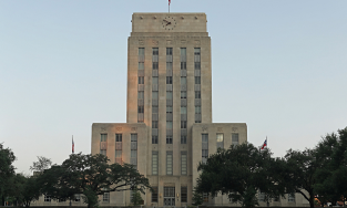 Image of City Hall in Houston, Texas