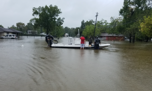 Harvey flooding